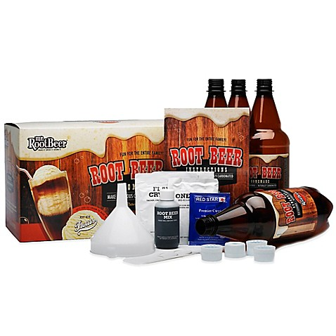 Root Beer Kit Bed Bath And Beyond