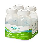 Evenflo® Feeding 4-Count 5 fl. oz. Milk Storage Bottles