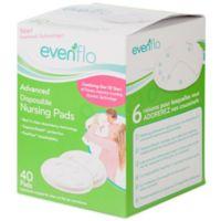 Evenflo® Feeding Advanced 40-Count Disposable Nursing Pads