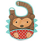 SKIP*HOP® Zoo Tuck-Away Bib in Hedgehog