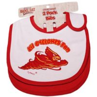 Iowa State University 2-Pack Infant Bib