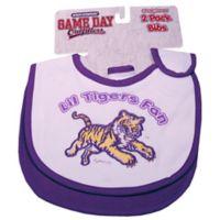 Louisiana State University 2-Pack Infant Bib