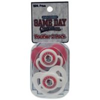 University of Georgia 2-Pack Infant Pacifiers