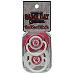 University of Indiana 2-Pack Infant Pacifiers