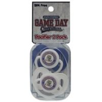 Louisiana State University 2-Pack Infant Pacifiers
