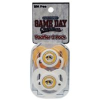 University of Missouri 2-Pack Infant Pacifiers