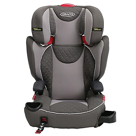 graco affix safety surround youth booster seat with latch system buybuy baby. Black Bedroom Furniture Sets. Home Design Ideas