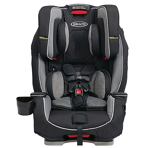 graco milestone safety surround all in 1 convertible car seat in grand buybuy baby. Black Bedroom Furniture Sets. Home Design Ideas