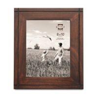 Prinz Dryden Dark Walnut Wood 8-Inch x 10-Inch Picture Frame