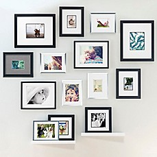 Wall Picture Frames real simple® wall frame collection - bed bath & beyond