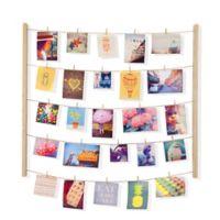 Umbra® Hangit Photo Display in Natural