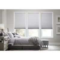 Real Simple® Cordless Blackout Cellular 52-Inch x 72-Inch Shade in White