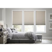 Real Simple® Cordless Blackout Cellular 58-Inch x 72-Inch Shade in Tan