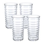 Tervis® Entertaining Collection Tall 16 oz. Tumbler in Clear (Set of 4)