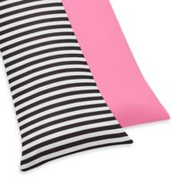 Sweet Jojo Designs Paris Body Pillowcase