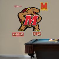 Fathead® University of Maryland Logo Wall Graphic