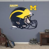 Fathead® University of Michigan Wolverines 2012 Helmet Wall Graphic