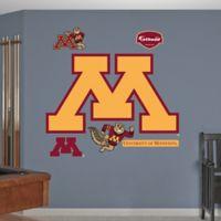 Fathead® University of Minnesota Logo Wall Graphic