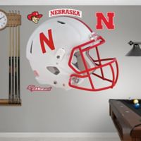 Fathead® University of Nebraska Helmet Wall Graphic
