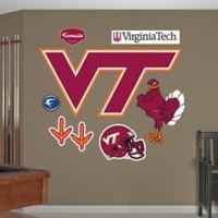 Fathead® Virginia Tech Logo Wall Graphic