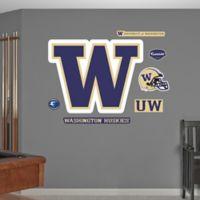 Fathead® University of Washington Logo Wall Graphic