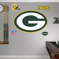 Fathead® NFL Green Bay Packers Logo Wall Graphic