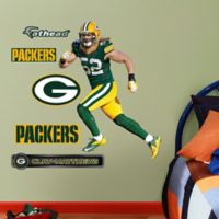 Fathead® NFL Green Bay Packers Clay Matthews Home Junior Wall Graphic