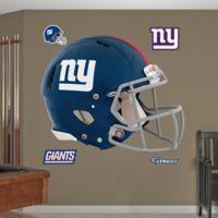 Fathead® NFL New York Giants Revolution Helmet Wall Graphic