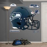 Fathead® NFL Seattle Seahawks Revolution Helmet Wall Graphic
