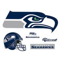 Fathead® NFL Seattle Seahawks Logo Wall Graphic
