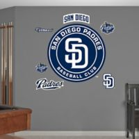 Fathead® MLB San Diego Padres 2012 Team Logo Wall Graphic