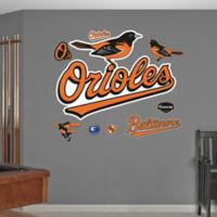Fathead® Baltimore Orioles Logo Wall Graphic