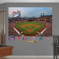 Fathead® MLB Philadelphia Phillies Stadium Mural Wall Graphic