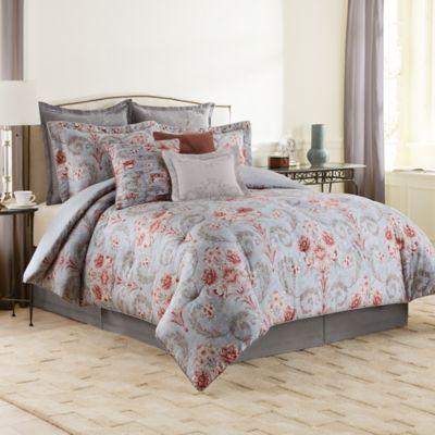 buy cal king comforter sets from bed bath beyond. Black Bedroom Furniture Sets. Home Design Ideas