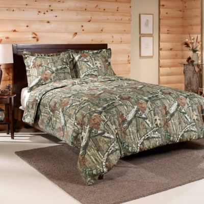 Buy Camouflage Comforter Sets From Bed Bath Beyond - Bedding comforter set realtree xtra