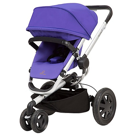 quinny buzz xtra 15 stroller in purple pace buybuy baby. Black Bedroom Furniture Sets. Home Design Ideas
