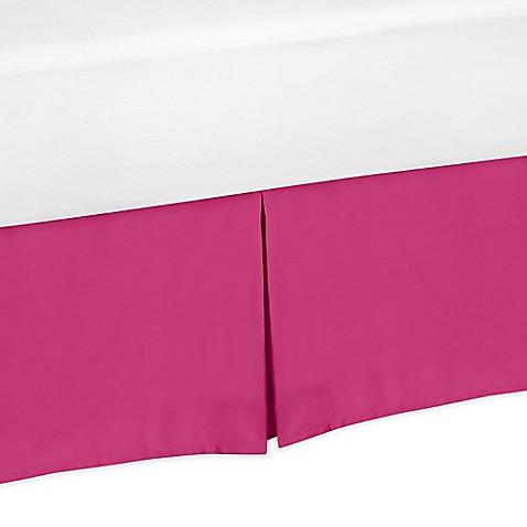 Sweet Jojo Designs Chevron Twin Bed Skirt