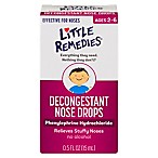 Little Noses® Decongestant Nose Drops