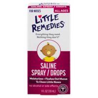 Little Remedies® Little Noses® Saline Spray/Drops