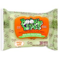 Boogie Wipes® 30-Count Saline Wipes in Fresh Scent