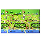 BABY CARE™ Large Baby Play Mat in Happy Village