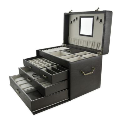 Jewelry Boxes Jewelry Gift Boxes for Necklaces Earrings Rings