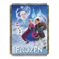 Disney® Frozen Storybook Tapestry Throw