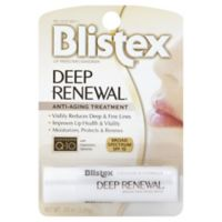 Blistex Deep Renewal 0.15 oz. SPF 15 Anti-Aging Lip Protectant