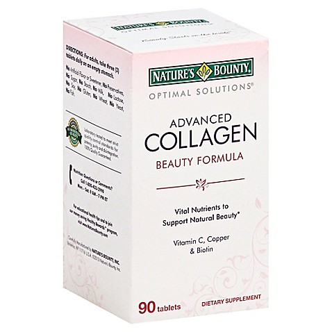 Nature Bounty Advanced Collagen Beauty Formula Reviews