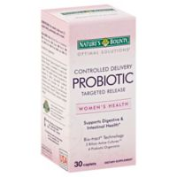 Nature's Bounty 30-Count Optimal Solutions Probiotic Caplets