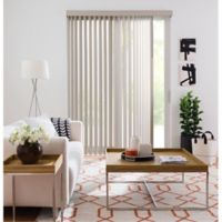 Real Simple® Vertical 66-Inch x 84-Inch Blind in Beige