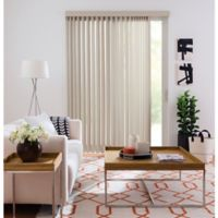 Real Simple® Vertical 66-Inch x 84-Inch Blind in Oat