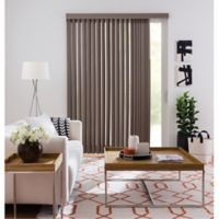 Real Simple® Vertical 66-Inch x 84-Inch Blind in Truffle
