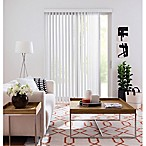 Real Simple® Vertical 78-Inch x 84-Inch Blind in Snow